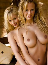 Femjoy - Jane, Sabina in Private Moments